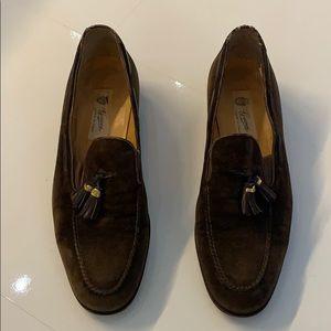 Men's Brown Gucci Shoes